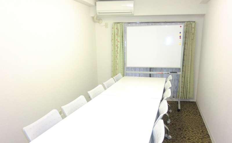 【新宿新南口1分】さくら貸し会議室 いつも綺麗で利用しやすいスペース