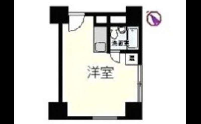 おてがる会議室in758 Share8P『祖☆』の間取り図