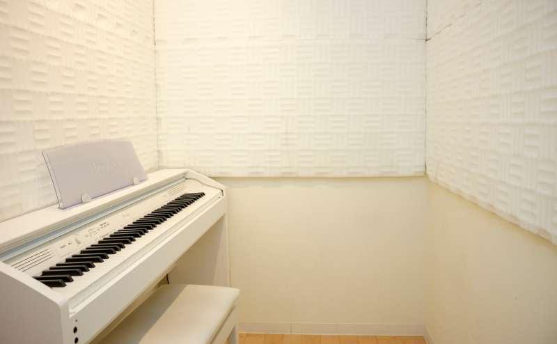 スタジオCatの内部