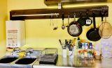 キッチン道具は一式揃っておりますので、料理をして頂くこともできます