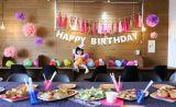 飾り付けをしてお誕生日会、季節のイベントにもお使いいただけます。