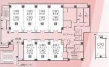 ハートンホテル北梅田2階の「ぐんじょう」は3室ございます。連結することもできます