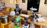電気調理器と備付設備。豊富に取り揃えております