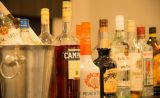 ビュッフェプランにはお酒の種類も豊富な2時間飲み放題がついています