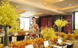 平安神宮の大鳥居を望むイベントスペース ※テーブルコーディネートは場所代に含まれておりません