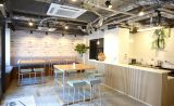 【新宿・1階+屋上・甲州街道沿い!】キッチン・音響設備付き貸切スペース!パーティー、会議、お料理会、撮影などに♪